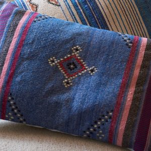 Cushion – Ethnic Blue