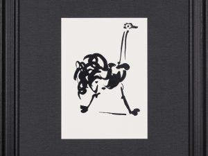 Art Frame – L'Autruche Picasso