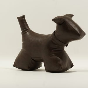 Doorstop – Dog Brown