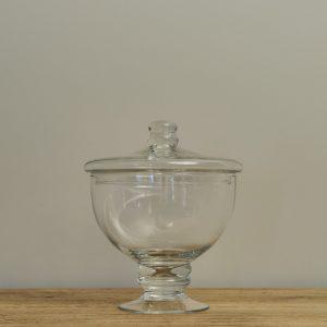 Glass Bowl – Rings 26,5