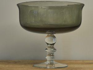 Glass Bowl – Ringirid Green