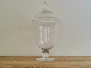 Glass Jar – Emily 35cm