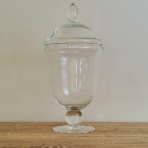 Glass Jar – Emily 35cm