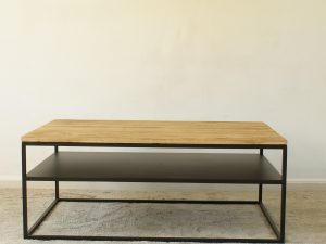 Coffee Table – Sandblowing