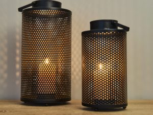 Lantern Rudolf H35cm