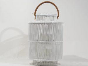 Lantern Aran White
