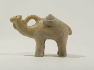 Black pottery Camel