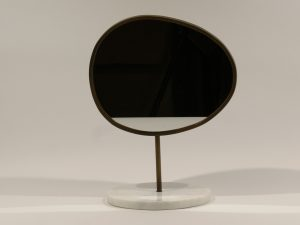 Mirror Brong on Marble foot sm