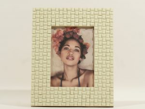 Photo frame Ivory stones mm