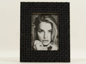 Photo frame Black stones mm