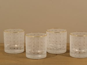 Whisky glasses GEO