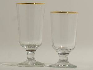 Stemglass Gold Rim gm
