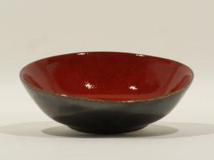 Deep plate Red/Dark Tin sm