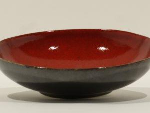 Deep plate Red/Dark Tin gm