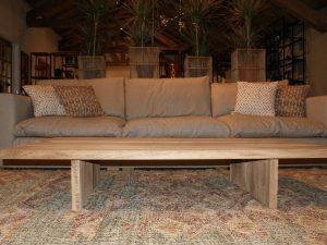 Coffee table Split Oak Natural