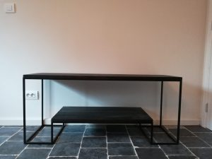 TV Table Dex Natural Oak