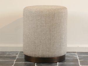 Pouf – with fabric David223