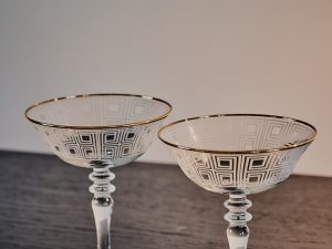 Champagne glasses GEO
