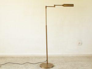 Floor lamp Swindon Bronze Meda