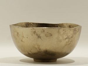 Bowl Round Alugold sm