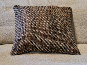 Cushion Broxton Brown/Beige