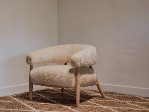 Chair – Oakben BOUCLE MELVERBIER