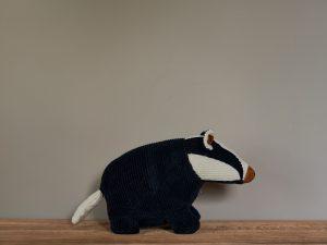 Doorstop – Badger