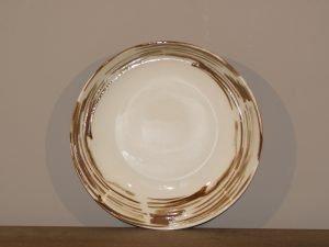 Deep Plate TRIBAL BROWN