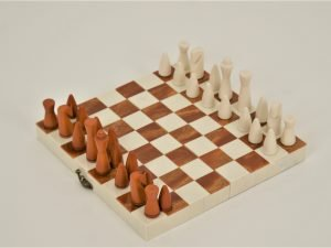 Chess game Brown