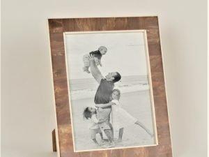 Photo frame WOOD/BONE GM