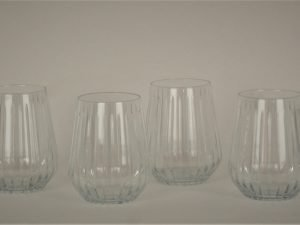 Water glass Gracera set of 4