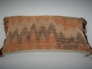 Cushion IKAT GOLD 40X60